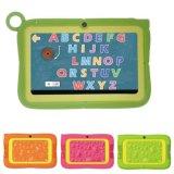Последний Детский планшетный ПК 7дюйм Quad Core 512 МБ+8GB предустановленное приложение для детей