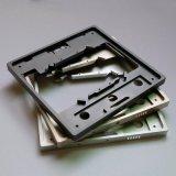 Aluminium CNC, der für niedriges Teil maschinell bearbeitet
