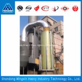 Eliminación del polvo de los gases de combustión por SX-G-B de la torre de extracción de polvo