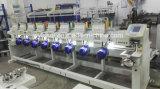 Máquina de bordar de tampão informatizado Wy908c para costura e indústria têxtil