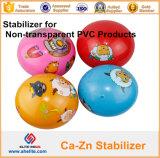 Estabilizador compuesto favorable al medio ambiente del calcio/del cinc