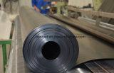 trazador de líneas Geomembrane del HDPE del trazador de líneas del HDPE de 1.5m m para la granja de pescados