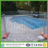 Aluminium Pool / Garden Fence Panel - Flat Top Primrose 1200X2400