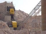 China-Sand, der den Stein zerquetscht Maschinen-Hammerbrecher bildet
