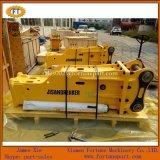 Disjuntor de Jack hidráulico das peças sobresselentes da máquina escavadora de Kobelco Hitachi