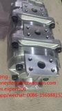 Насос 705-86-14000 Komatsu неподдельный для насоса с зубчатой передачей землечерпалки PC20-5/PC30-5 гидровлического