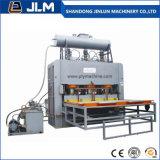 Le prix usine bon marché de Linyi 1200t court- la presse chaude de cycle (double côté) pour la production de contre-plaqué de mélamine