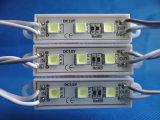 5054 3LEDs делают модуль водостотьким SMD СИД для рекламировать знак