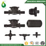 Accoppiamento pungente per il micro montaggio di irrigazione goccia a goccia del tubo