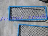 高い安全性のステンレス鋼ワイヤーロープの網の塀