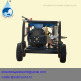 Máquina de alta presión de los andamios de la limpieza del producto de limpieza de discos