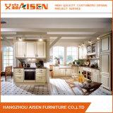 Moderno diseño de muebles de cocina armario de cocina de PVC