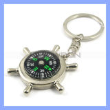 MultifunktionsCompass mit Keychain Key Ring Male Small Gift Logo