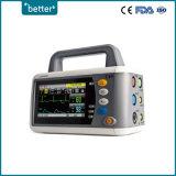 Video paziente Comen C30 di piccoli multi parametri portatili delle attrezzature mediche