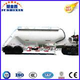 CCC ISO keurde de Verticale Bloem van 3 As/Semi Aanhangwagen van de Tanker Transporator van het Cement/van de Korrel de Materiële goed