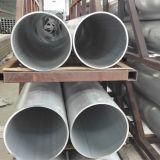 Tubo de pared delgada de aluminio 6063 T5
