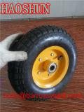 압축 공기를 넣은 고무 바퀴 4.00-6