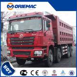 Caminhão de descarga do caminhão de Tipper 6X4 8X4 Shacman
