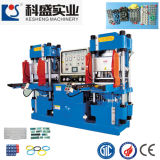 Vuoto Hydraulic Press Rubber Machine per Rubber Silicone Products (KS200VR)
