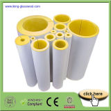 セリウムが付いている良質60kg/M3のグラスウールの管