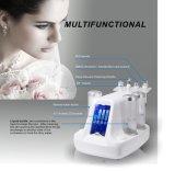 O mais novo 4 em 1 Dermoabrasão Mesotheraphy Máquina de beleza (MSLDM10)