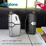 Cosse remplaçable de Kingtons 10ml avec la cigarette électronique remplaçable de modèle de cadre