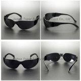 ANSI Z87.1 Veiligheid Eyewear van de Bescherming van de Goedkeuring de UV met Grijze Lenzen (SG103)