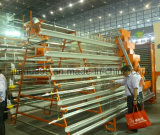 Aves de capoeira de bateria Estrutura Equipemt para uso agrícola (9LDT-5-1L0-25)