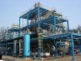 15ton 폐기물 윤활 석유 정제 플랜트 90%는 출력했다