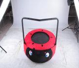 Mini Trampoline bonito para miúdos com teste padrão diferente dos desenhos animados