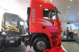イタリアIveco Hongyan 380HP 6X4のトラクターのトラック