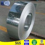 Bande galvanisée de l'IMMERSION Z40-Z120 chaude ou bande en acier de cercle