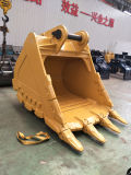 Cat352f 2.6cbm 굴착기 파는 돌 바위를 위한 가혹한 바위 물통