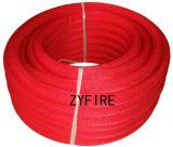 De Rode Semi-Rigid Slang van Zyfire En694