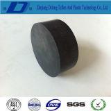 Varilla de carbono de Teflón negro/PTFE Bar fabricado en China