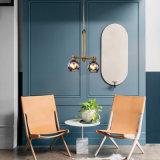 Sombra de vidro bricolage moderno pingente de Teto Lustre Luz Piscina coberta Sala de Estar da retaguarda