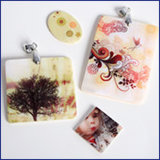 Кристаллический ювелирные изделия, продукты сублимации