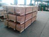 6061 lamierino di alluminio/lamiera di T6 T651 con planarità di Hight
