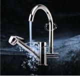 Retirer le robinet de pulvérisation