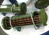 사출 성형 기계를 위한 동관 유형 기름 냉각기