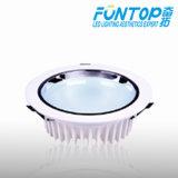 Downlight LED regulable de 40W, 3000 lúmenes de luz tenue (FT-SFDL-40W1-A01).