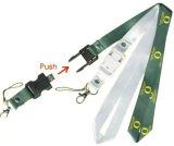 Mecanismo impulsor del flash del USB del acollador del poliester con la capacidad 2GB