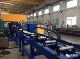 Estrutura robótico perfil plasmático de vigas de aço de Máquinas de processamento
