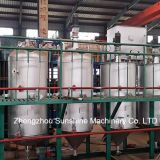 販売のための植物油の精錬装置の綿実の原油の精製所