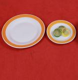 Insiemi di pranzo di ceramica di vendita caldi del Sudamerica