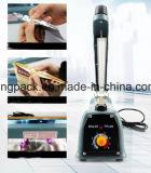 De halfautomatische Verzegelende Machine van de Impuls van de Hand van de Verzegelaar van de Hitte van de Plastic Zak/de Verzegelende Machine van de Plastic Zak