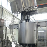 Precio de fábrica de la empaquetadora de relleno en botella vidrio del vino