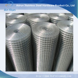 ISOの証明書は電流を通した溶接された金網、溶接された網(工場)に