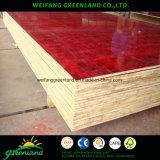 Encofrado de madera contrachapada de bambú para la construcción