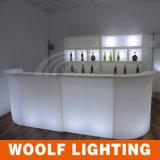 Mehr 300 der Entwurfs-LED KTV Hotel-Garten-Plastikmöbel Stab-Kostenzähler-der Möbel-LED